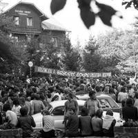 Kép arról, hogy milyen az amikor tömeg van egy túrán