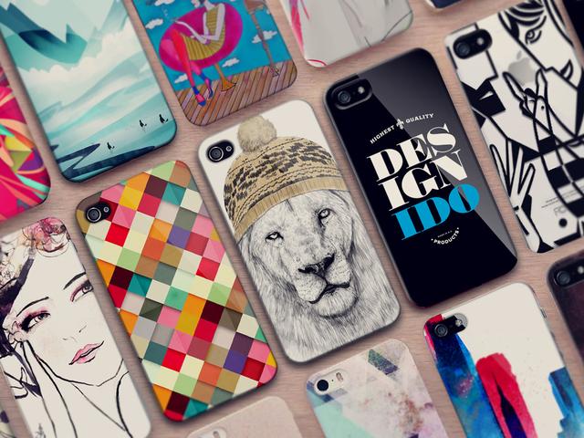 Egyedi Design-I-Do iPad és iPhone tokok