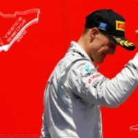 Schumacher a dobogón, Alonso duplázott!