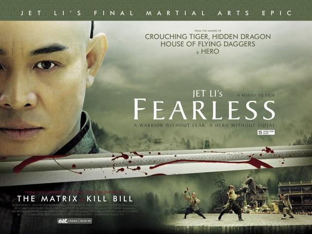 Jet Li: Félelem nélkül