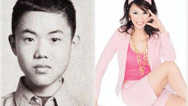 A tíz leghíresebb ázsiai transznemű