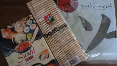 Kimbap: színes, és nem szusi