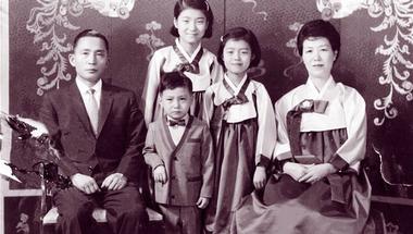 Korea elnöknőjének kalandos élete