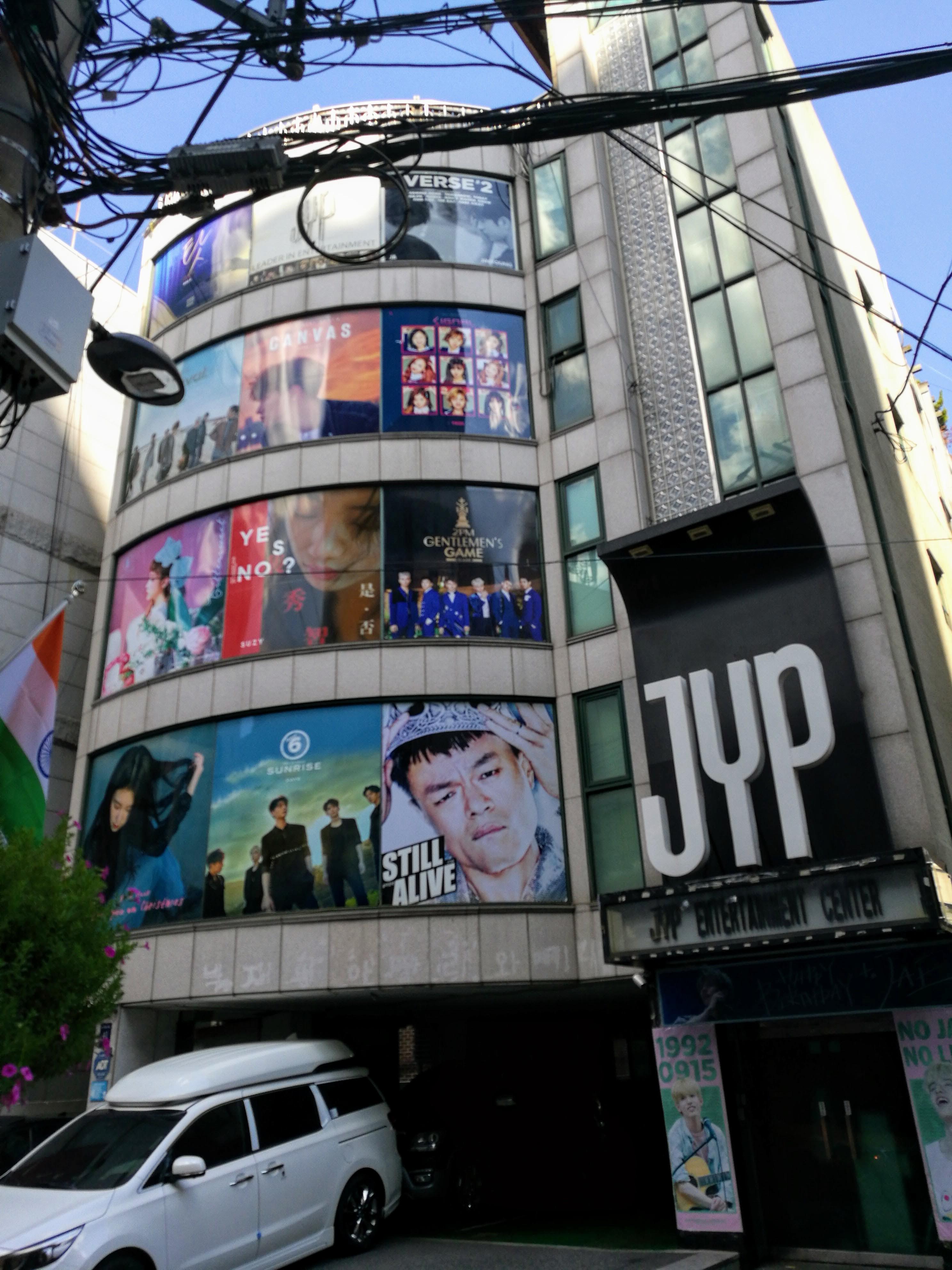 JYP Entertainmet