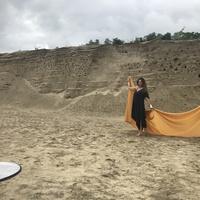 Horváth Éva a sivatagban - WERK