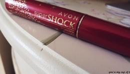 Púder - Avon SuperShock Mascara