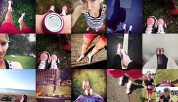 A pink cipők szárnyalása - motiváció futáshoz