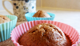 Skinny Almás-Fahéjas Muffinok