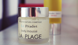 LE PRADET - természetes bőrápolás