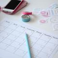 2014-es nyomtatható naptár - tervező