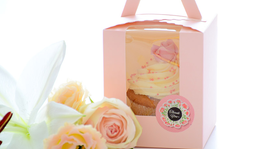 Cupcake dobozban