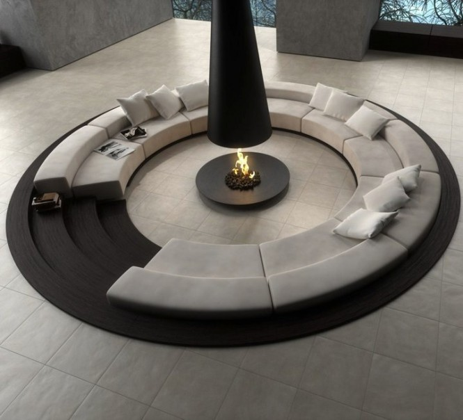 1-Circular-conversation-pit-central-fireplace-665x604.jpg