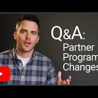 A Youtube partner program változásai (2018 február)