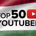 Top 50 YouTube Influencer 2017 Januárjában