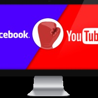 Facebook vs YouTube: Videóháború