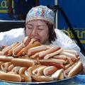 Nyolc kiló agyat evett meg a japán falóharcos