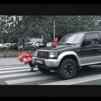 Díjnyertes baleset-megelőzési reklámspot (ORFK)