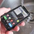 Motorola Defy szifon helyett