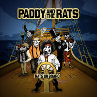 Paddy and the Rats - Rats on Board (2010)
