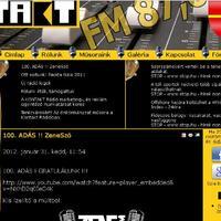 ZeneSzó 100. adás a KONTAKT weboldaláról
