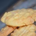 Citromos-mandulás keksz