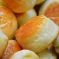 Tejfölös-krumplis pogácsa