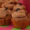 Jegeskávés Cupcake