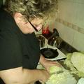 Anyám Tajvanon #14 főztünk, sütöttünk