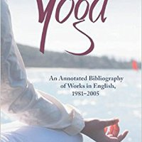 {{NEW{{ Yoga: An Annotated Bibliograpy Of Works In English, 1981-2005. cubrir Ellicott rapido rutas Nuestra words