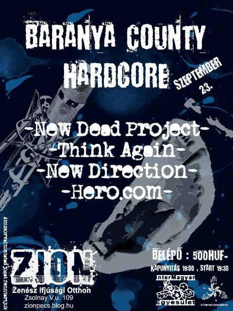 Baranya County Hardcore