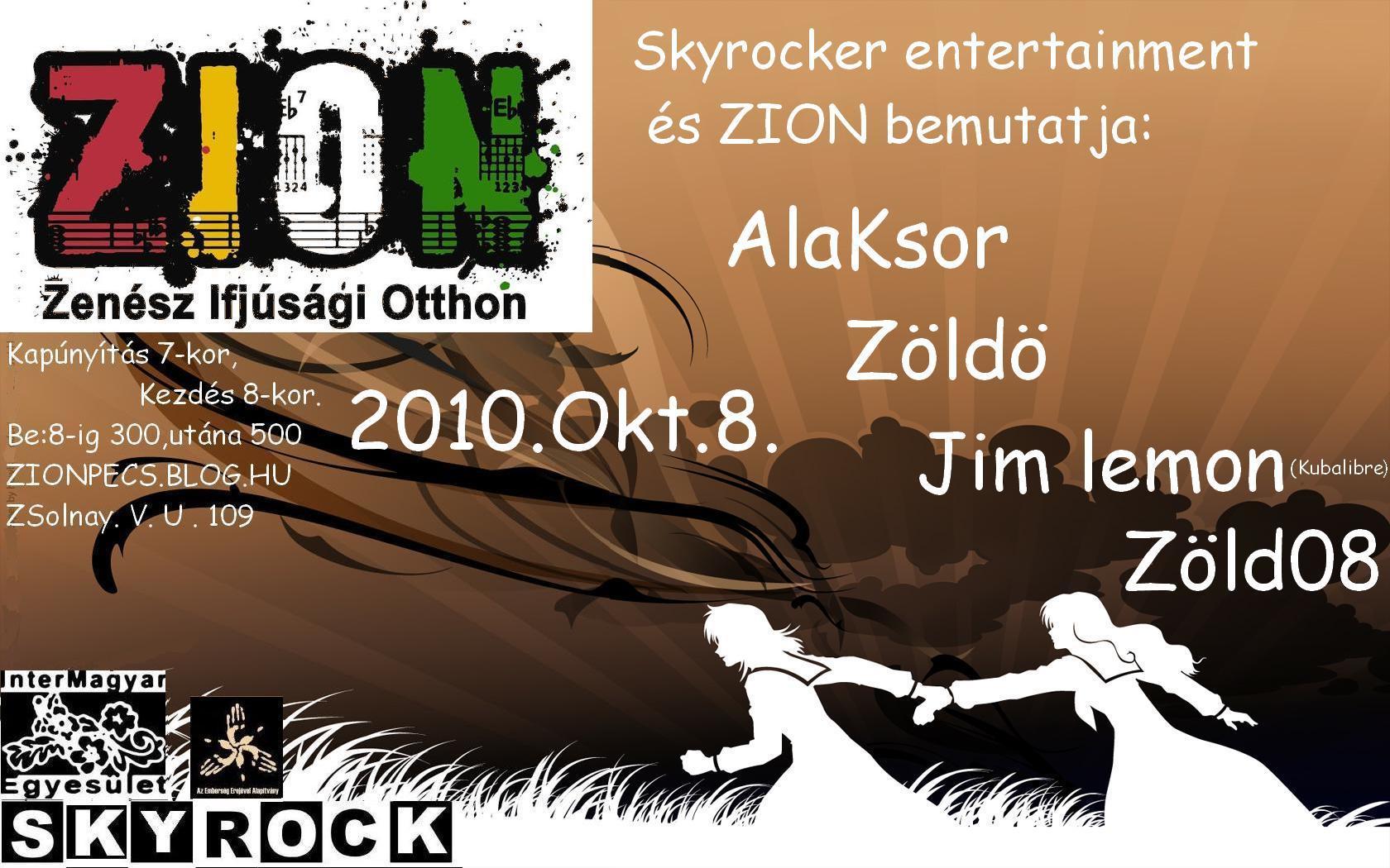Skyrocker fesztivál