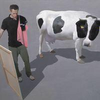 Műcsarnokban kiállító zirci művészek