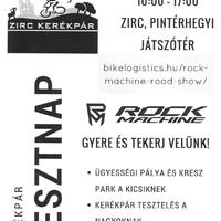Kerékpár Tesztnap - 2017.június 17., szombat