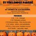 VIII. Bakonyszentlászlói Tökfesztivál és Töklámpás Parádé - 2017.október 21.