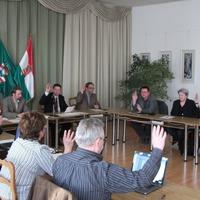 Alpolgármestert választott a képviselő-testület