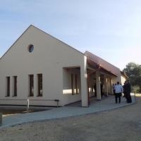 Házat építettek az evangélium szolgálatában
