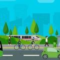 Fenntartható mobilitási terv készül Zircen: vegyen részt Ön is, töltse ki kérdőívünket!