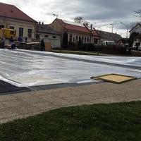 Nyílik a korcsolyapálya a Rákóczi téren