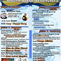 3 napos városnapok Bodajkon (35km) - 2018.július 6-8.
