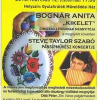"""""""Kikelet"""" - Bognár Anita kiállítása"""