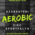 Szabadtéri aerobic - Zirc, 2017. augusztus 18., péntek