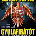 Kárpátia koncert - Gyulafirátót, 2017. november 24., péntek
