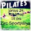 Tornázz a szabadban! - Pilates a sportpályán