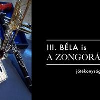 III. BÉLA is A ZONGORÁÉRT