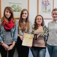 Zirci tanulók kapták az Aranytollat