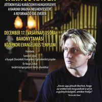 Varnus Xaver karácsonyi hangversenye - 2017. dec.17., Bakonytamási