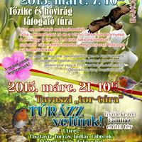 A Tavasz Hírnökei - túra Bakonybélben
