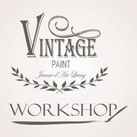 Vintage Paint Workshop -  2017. szeptember 9., Zirc, KTSZ udvar