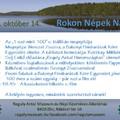 Rokon Népek Napja a Reguly Antal Múzeumban
