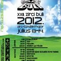 XXII. zirci buli  2012